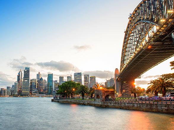 Croisière Sydney(Australie)