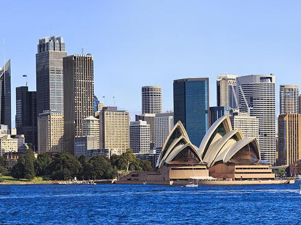 Croisière Australie et Nouvelle-Zélande