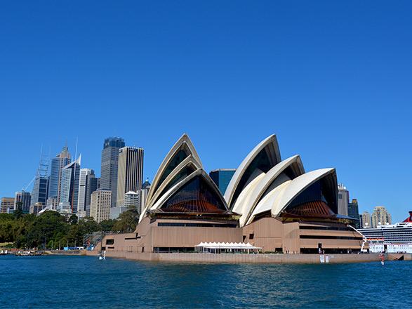 Croisière Australie et Nouvelle-Calédonie
