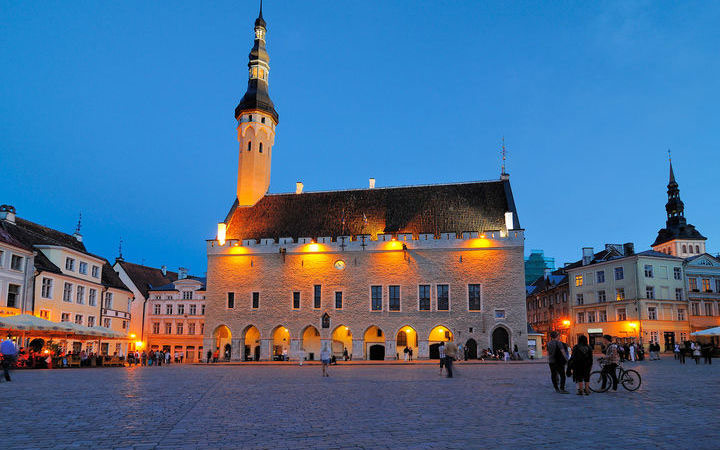 Croisière Tallinn
