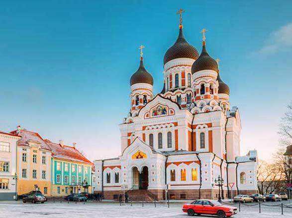 Estonie (Tallinn)