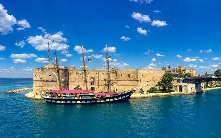 croisière Méditerranée : Malte, Sicile, Italie    Eté en Méditerranée