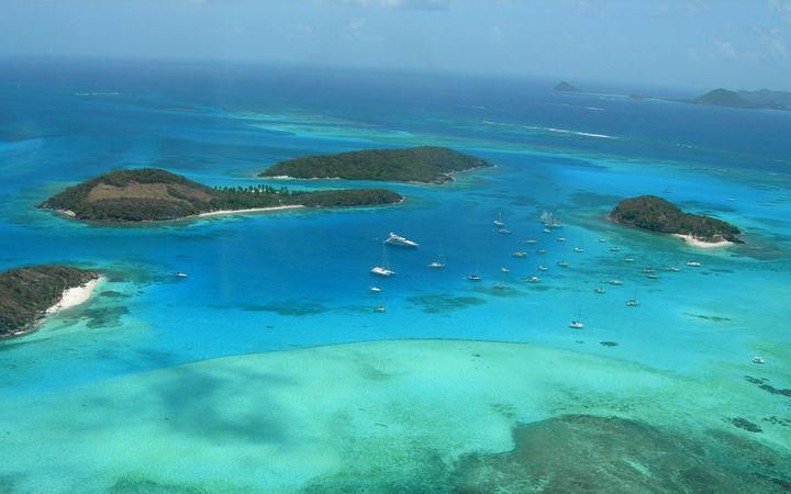 Croisière Tobago Cays