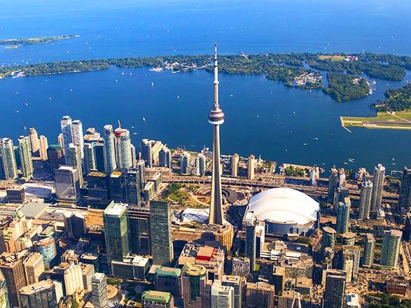 croisière Grands Lacs (Etats Unis, Canada) : NOUVEAUTÉ ! Le Canada en croisière sur le lac Ontario et le Saint-Laurent (1TQ) - Vols inclus - Vols inclus