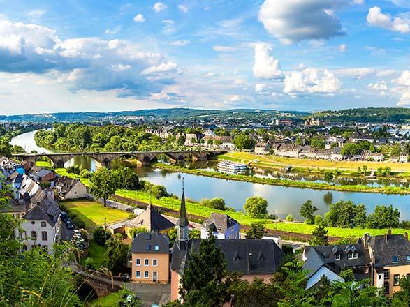 croisière Rhin et ses affluents - Rhin et ses affluents : Croisière 2 fleuves, le romantisme de la Moselle et du Rhin (TMS_PP)