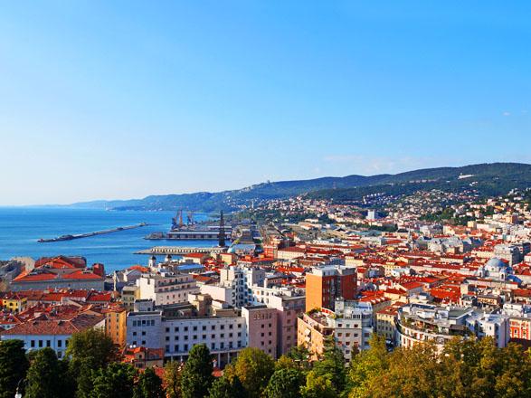 Croisière De Trieste à Venise