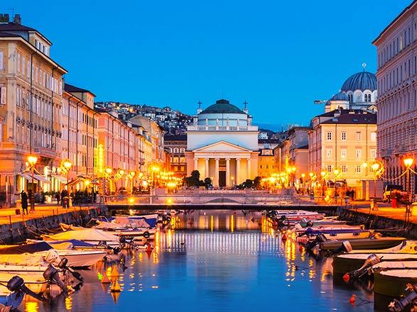 Croisière Italie, Grèce, Croatie
