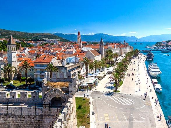 Croisière Trogir(Croatie)