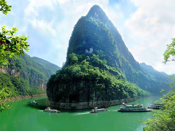 croisiere 3 gorges chine