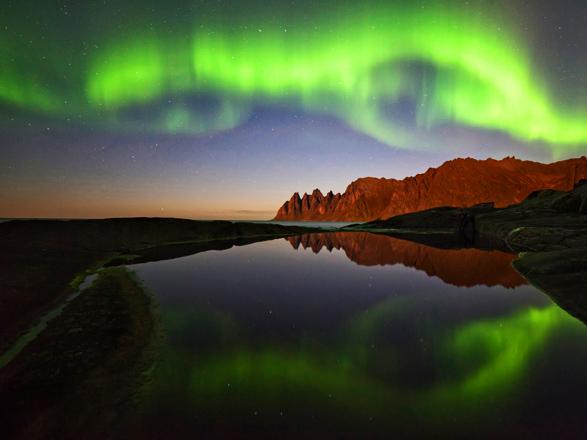 Croisière Cap Nord, îles Lofoten et fjords // Transports inclus