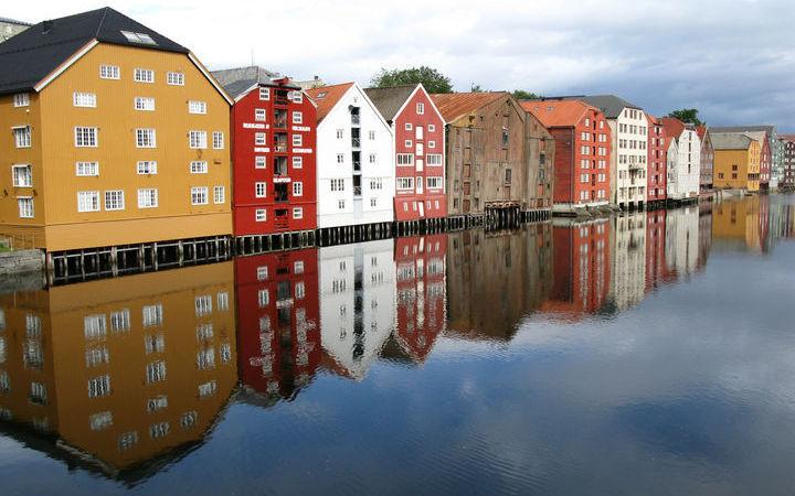Croisière Trondheim