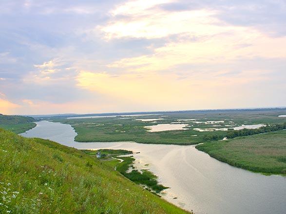 Croisière De la mer Noire vers le Danube bleu (TUL)
