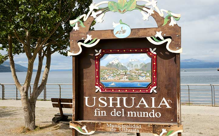 Croisière Ushuaïa