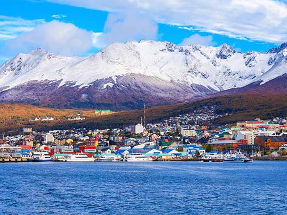 Croisière EXPÉDITION : Noël en Antarctique (Vols domestiques inclus)