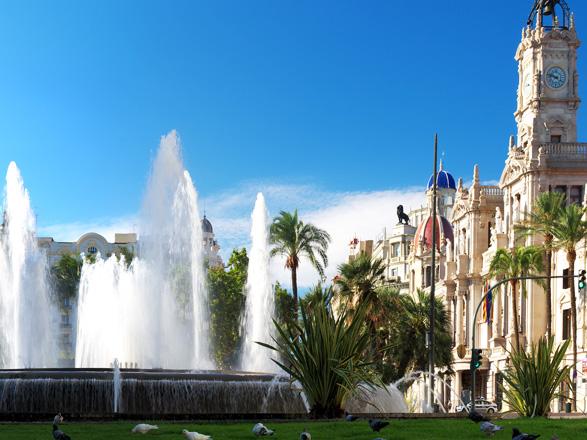 Croisière escale à Valence (Espagne)