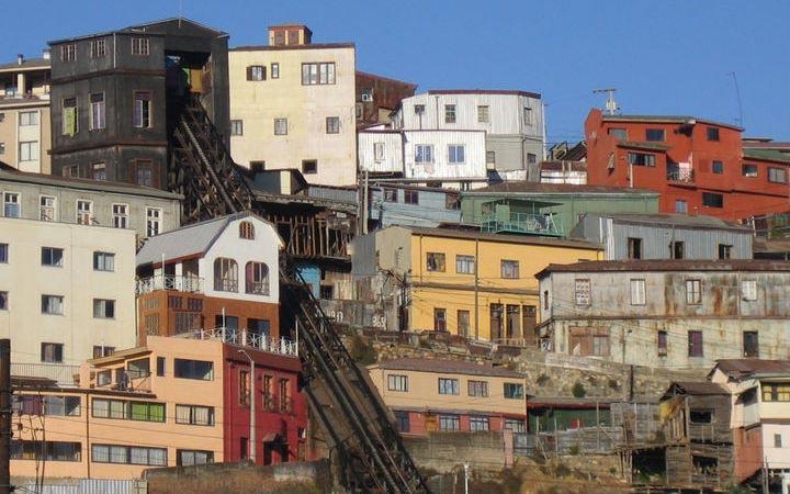 Croisière Valparaiso