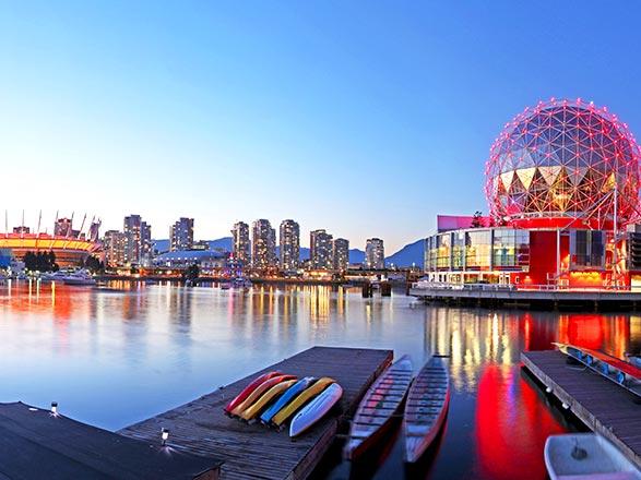 Croisière Vancouver/Vancouver : Alaska & le Passage Intérieur