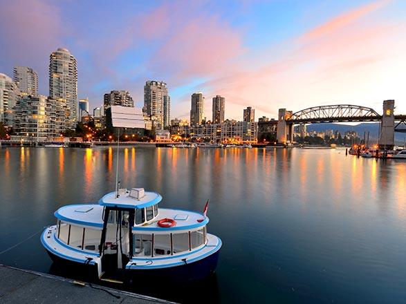 Croisière De Vancouver à San Francisco : Côte ouest de l'Amérique // VOL + HÔTEL OFFERTS