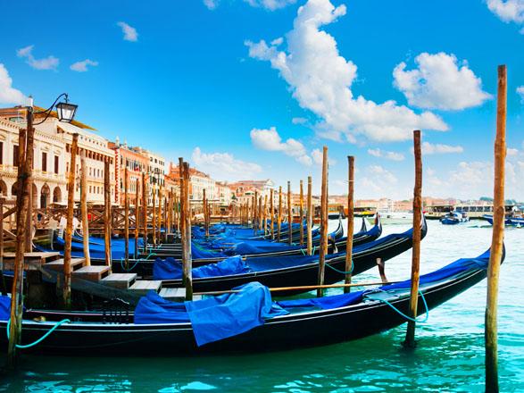 Croisière escale à Venise (Italie)