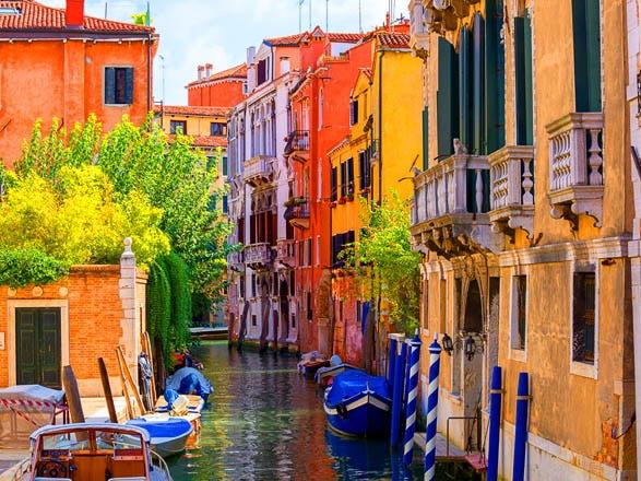 Croisière De Venise à Gênes : Italie, Monténégro, Corfou
