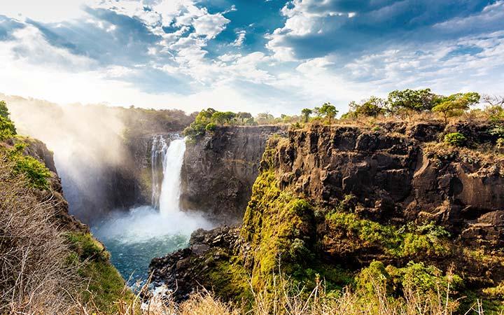 Croisière Victoria Falls