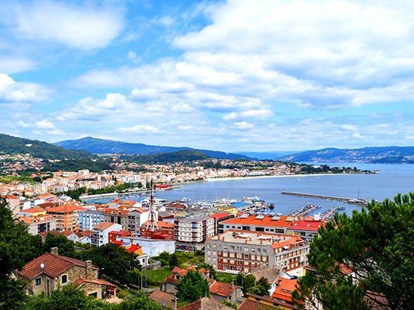 Croisière Vigo(Espagne)