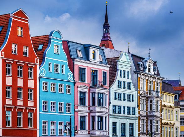 Croisière Terres des Vikings: Allemagne, Danemark, Norvège , Suède