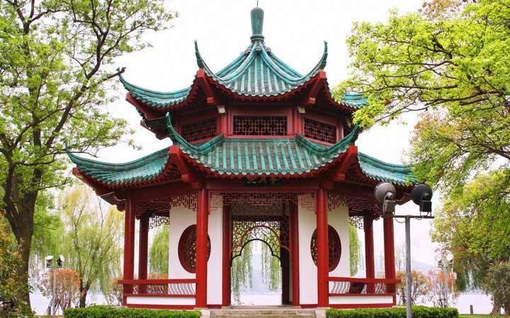 Croisière Wuhan