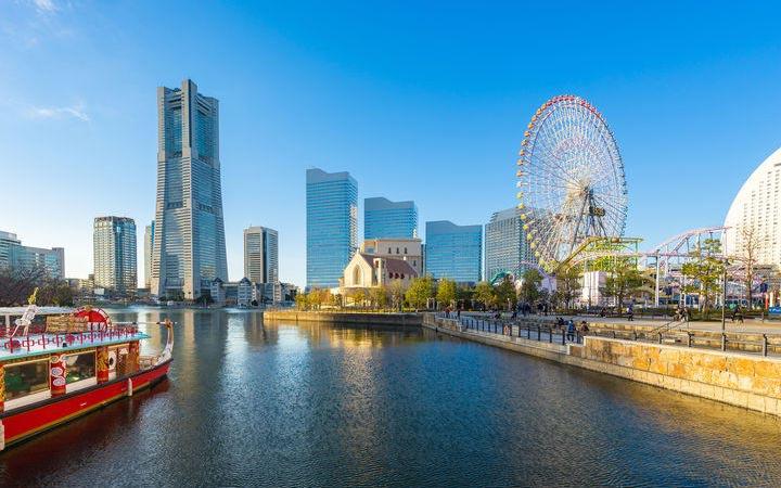 Croisière Yokohama
