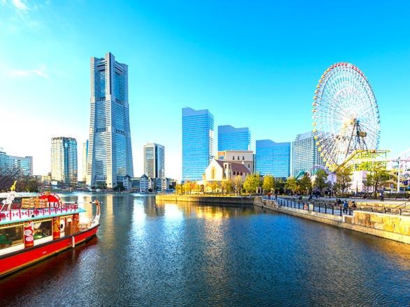 Croisière Fleurs du printemps : Tokyo, Détroit de Kanmon, Busan, Sakata, Aomori, Miyako