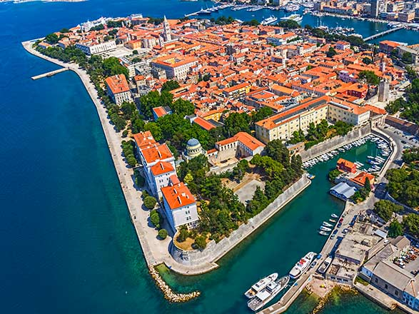 Croatie (Zadar)