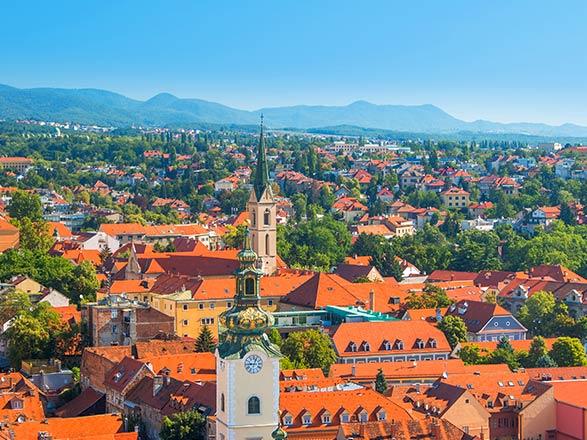 Croisière Zagreb