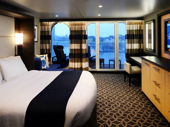 Photo cabine Anthem of the seas  - Cabine Suite