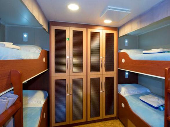 photo cabine ab Aranui 5  - Cabine avec balcon