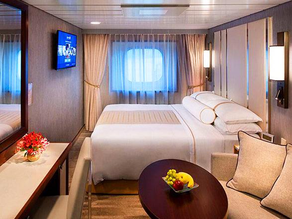 Photo cabine Azamara Journey  - Cabine extérieure