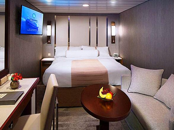 Photo cabine Azamara Journey  - Cabine intérieure