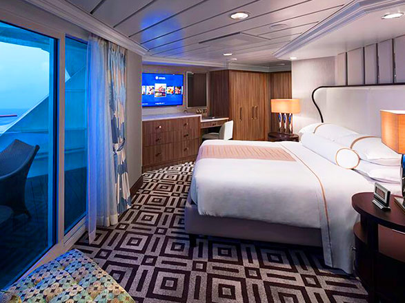 Photo cabine Azamara Journey  - Suite