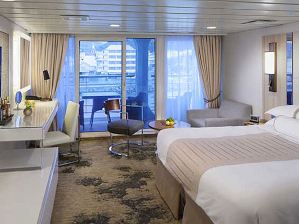 Photo cabine Azamara Pursuit  - Suite