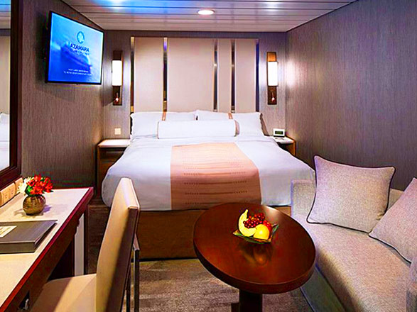 photo cabine ab Azamara Quest  - Cabine intérieure
