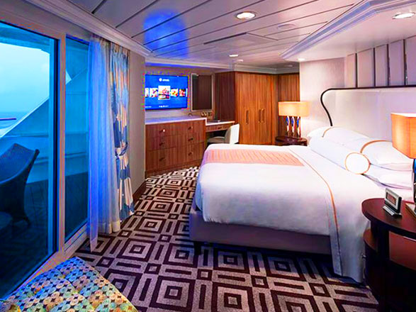 Photo cabine Azamara Quest  - Suite
