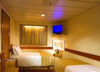 Photo cabine Carnival Inspiration  - Cabine intérieure