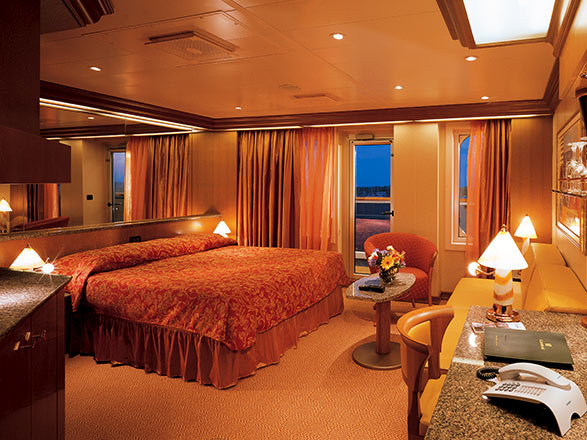 Photo cabine Carnival Liberty  - Cabine Suite