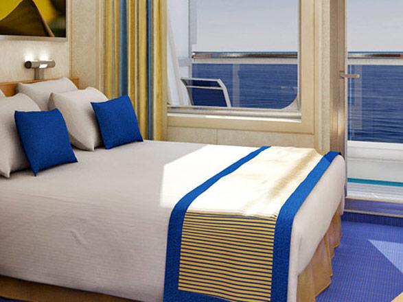 Photo cabine Carnival Sunshine  - Cabine avec balcon