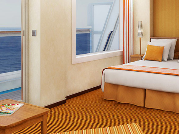 Photo cabine Carnival Sunshine  - Cabine Suite