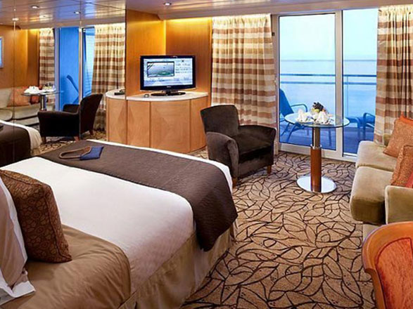 Photo cabine Celebrity Eclipse  - Suite