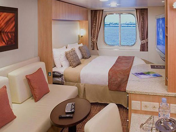 Photo cabine Celebrity Equinox  - Cabine extérieure