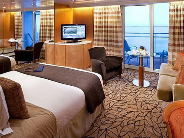 Photo cabine Celebrity Infinity  - Suite