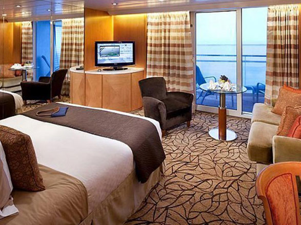Photo cabine Celebrity Millennium  - Suite