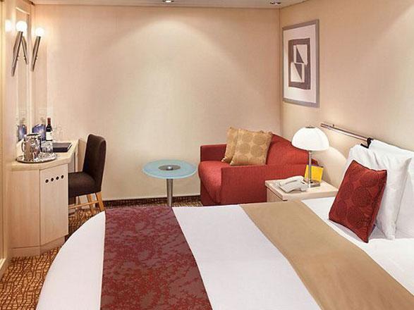 photo cabine ab Celebrity Solstice  - Cabine intérieure