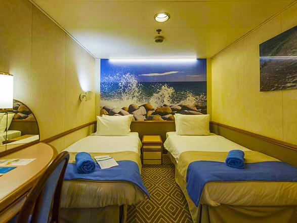 Photo cabine Celestyal Nefeli  - Cabine intérieure